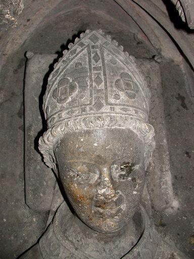 monument funéraire dit de Gérard de Conchy, évêque d'Amiens