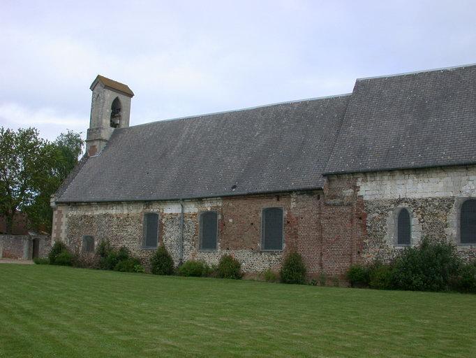 église paroissiale Saint-Valery