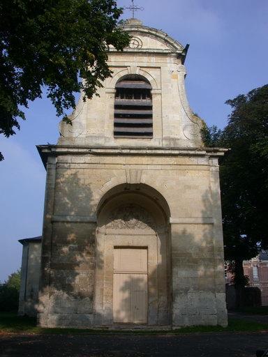 église Saint-Vaast de Wailly