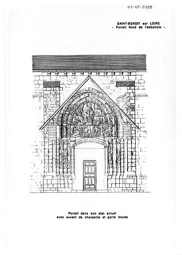 Eglise abbatiale Saint-Benoît
