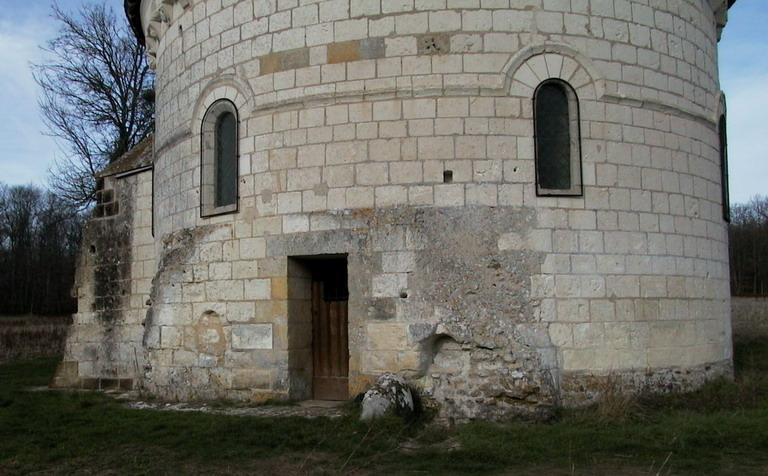 Chapelle Saint-Jean du Liget