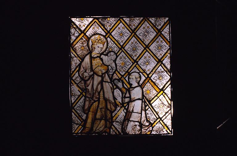 Verrière : Histoire de saint Apollinaire (baie 36)