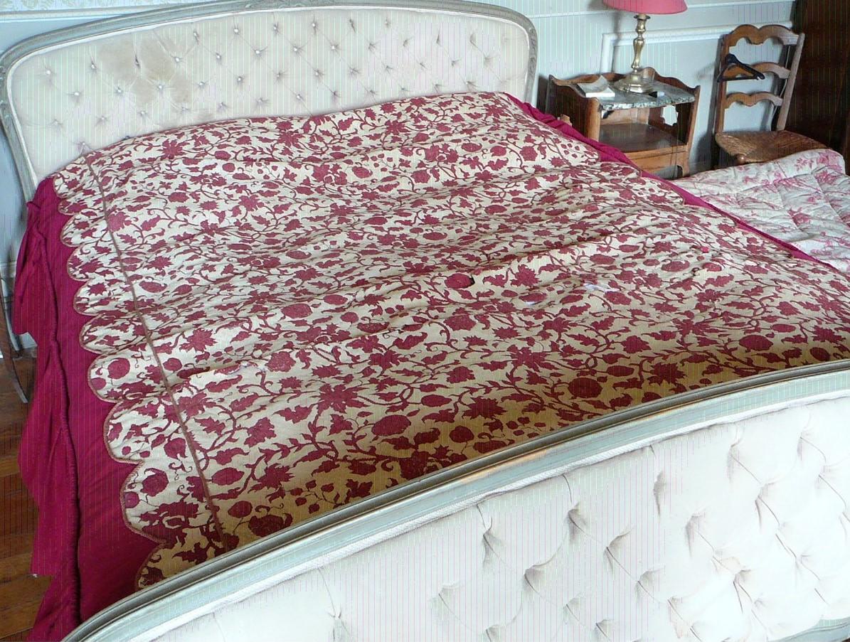 Couverture de lit (dessus-de-lit)