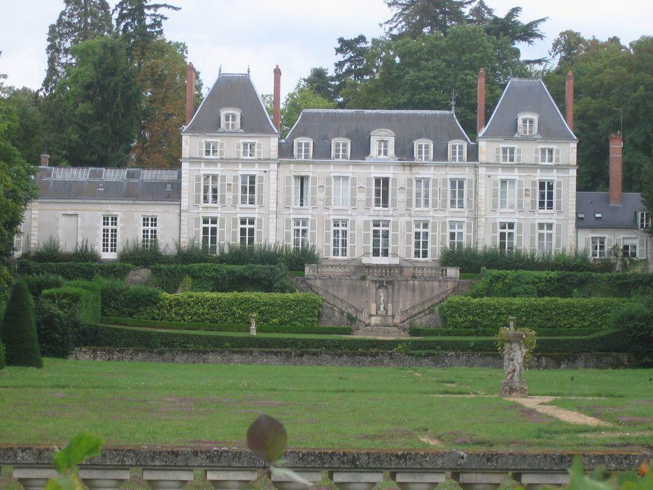 Château du Rondon: Ensemble nord, vue générale