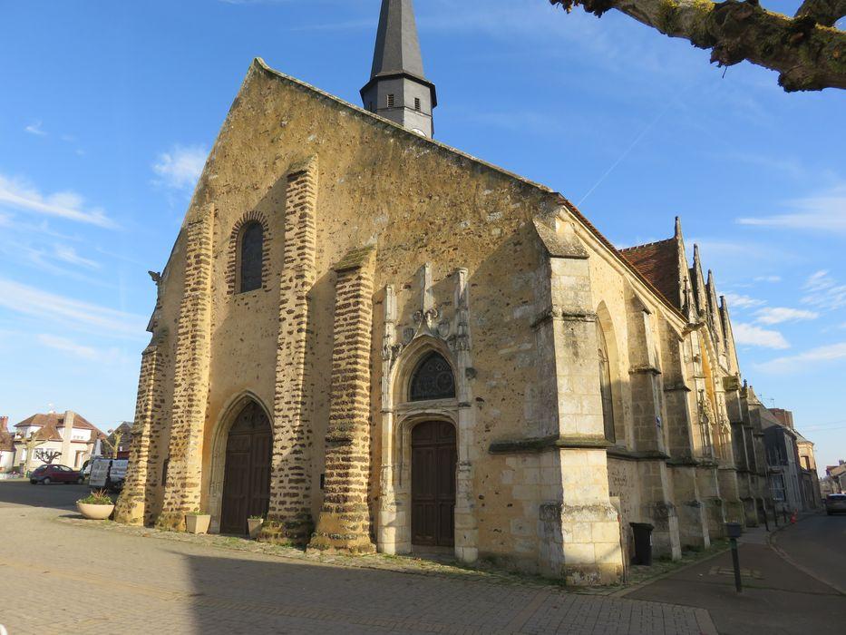Eglise Saint-Jean-Baptiste: Ensemble sud-ouest, vue générale