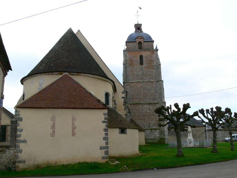 Eglise paroissiale Saint-Lubin