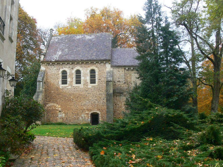 Prieuré Saint-Julien: Ensemble sud, vue générale
