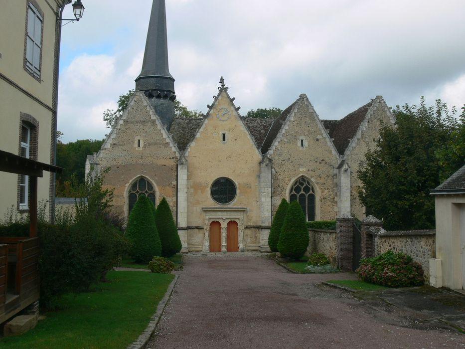 Eglise Notre-Dame: Ensemble sud, vue générale