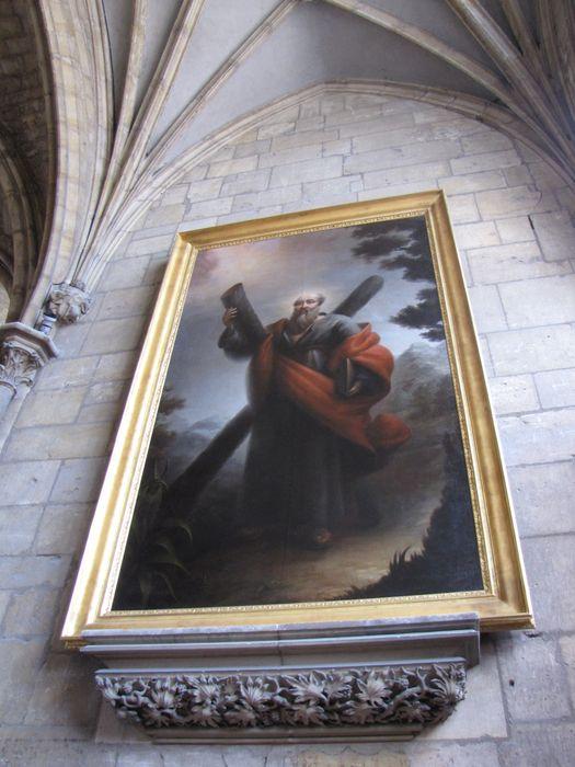 tableau : saint André