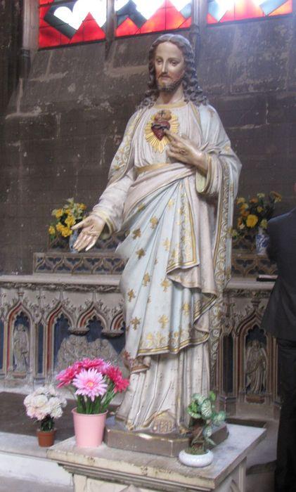 statue : Sacré Coeur