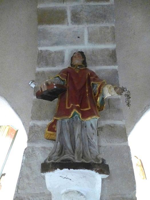 statue : Diacre