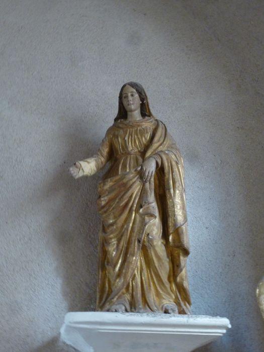 Statue : Sainte Reine