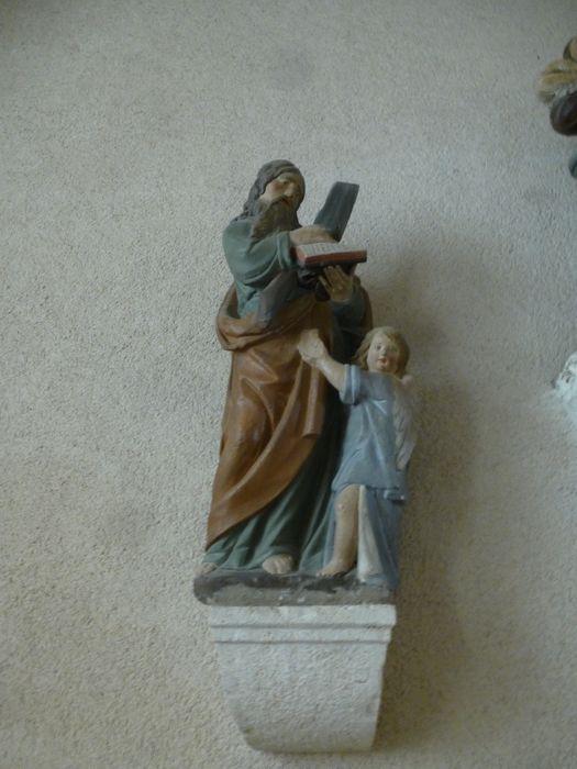 statue : Saint Matthieu