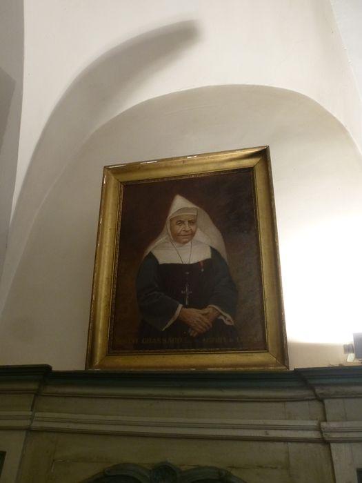 Tableau : Portrait de soeur Grassart