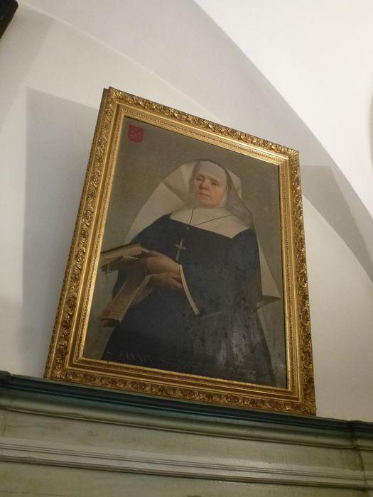 Tableau : Portrait de soeur Janin