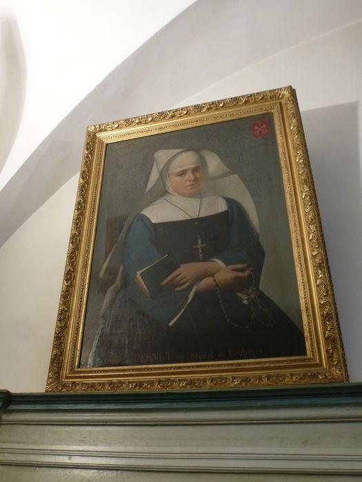Tableau : Portrait de soeur Pernet