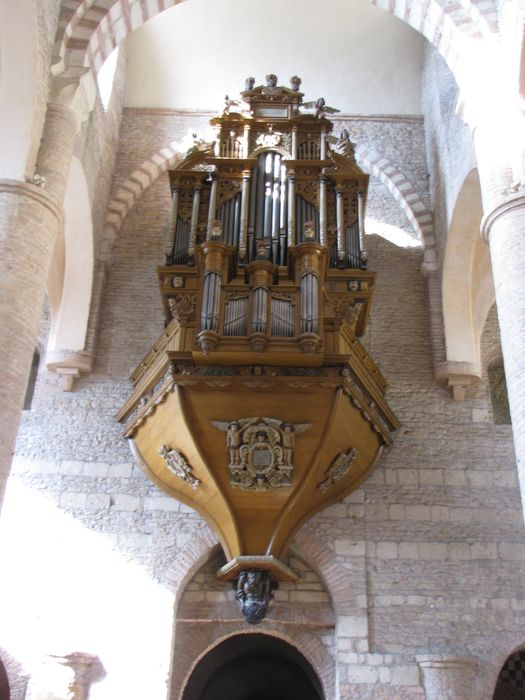 orgue de tribune