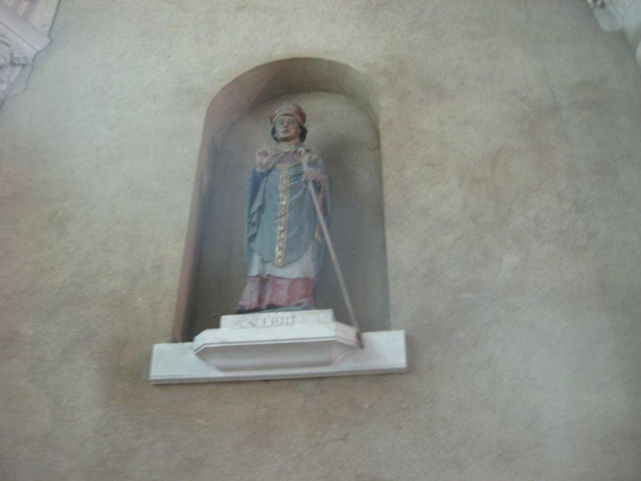 Statue : Saint Fort