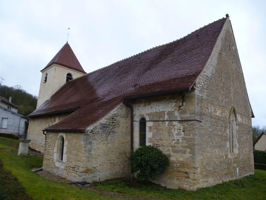 église saint-Cy et Sainte-Julitte: Ensemble sud-est, vue générale