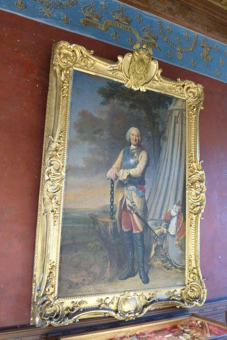 Tableau, cadre : Portrait de Gaspard de Clermont-Tonnerre