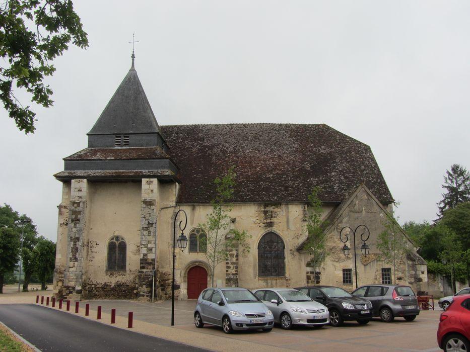 Eglise Saint-Sébastien et Saint-Louis