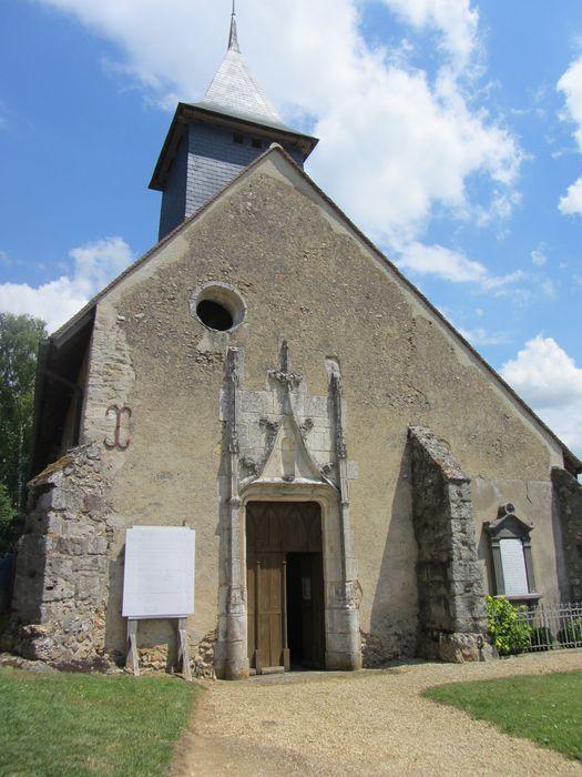 Ancienne église Saint-Loup à la Villotte