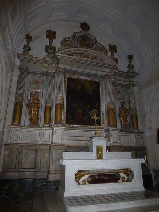 tableau: Assomption de la Vierge (l')