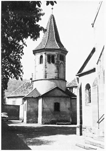 ancien baptistère dit chapelle Saint-Ulrich