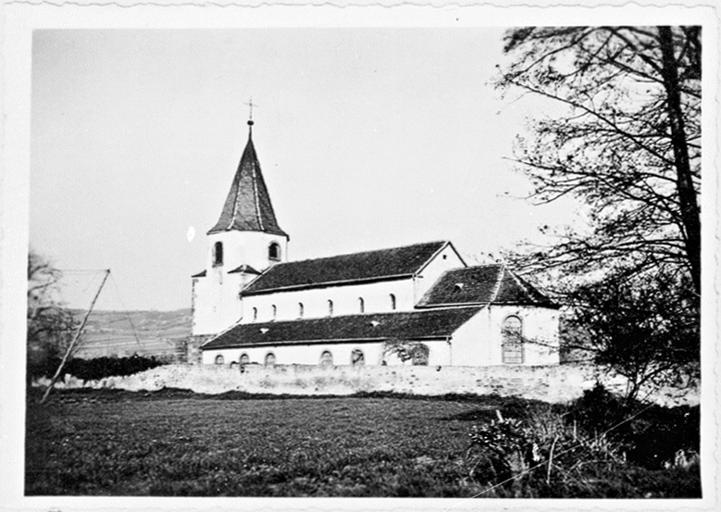 Église paroissiale Saint-Pierre dite Dompeter