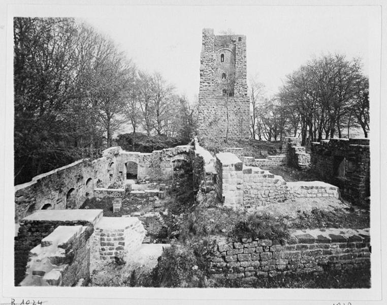 Château-fort de Grand-Geroldseck