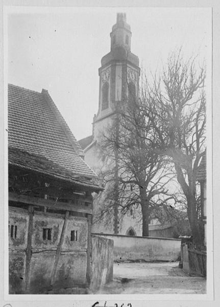 Eglise paroissiale Saint-Adelphe