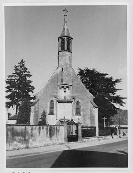 Chapelle Notre-Dame-du-Grasweg