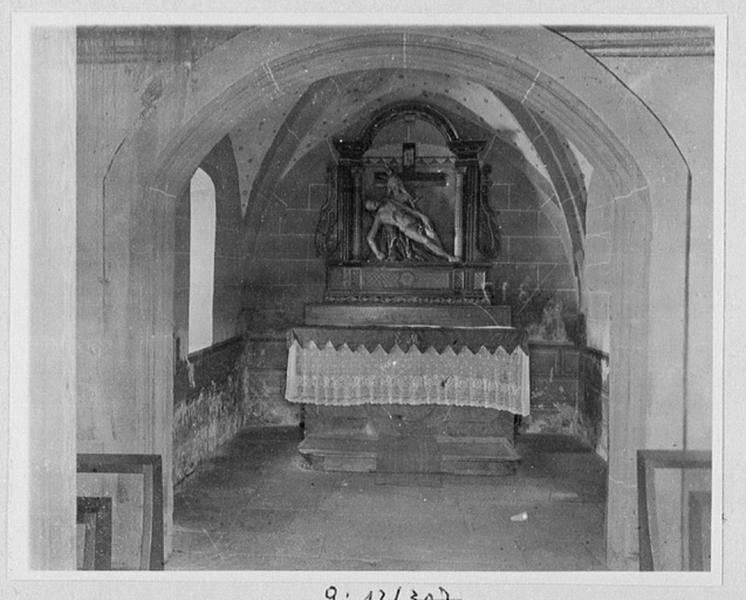 chapelle de la-Vierge-des-Sept-Douleurs (Chapelle de Pèlerinage)