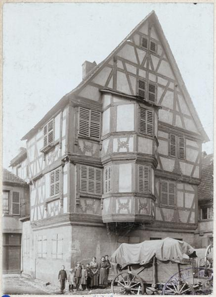 maison ; musée