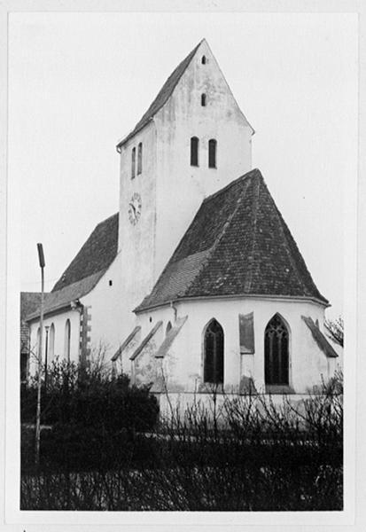 Eglise paroissiale Saint-Urbain, puis église de protestants
