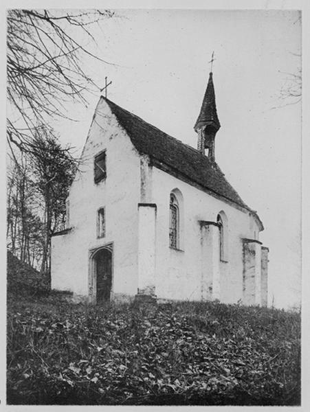 Chapelle Sainte-Barbe (chapelle de pèlerinage)