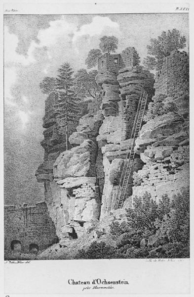 château fort d'Ochenstein