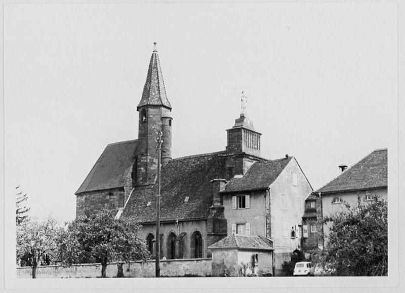 église de pèlerinage de la Vierge et de la Sainte-Croix