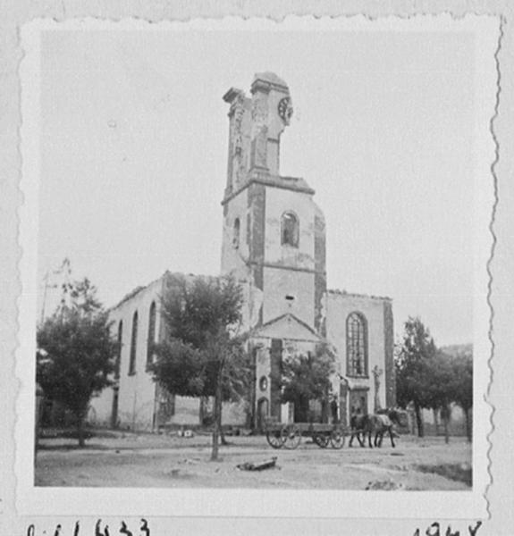 église paroissiale Saint-Nicolas, Saint-Michel