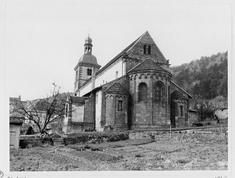 Abbaye de bénédictines Saint-Jean