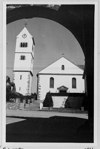 Église paroissiale Saint-Pierre, Saint-Paul