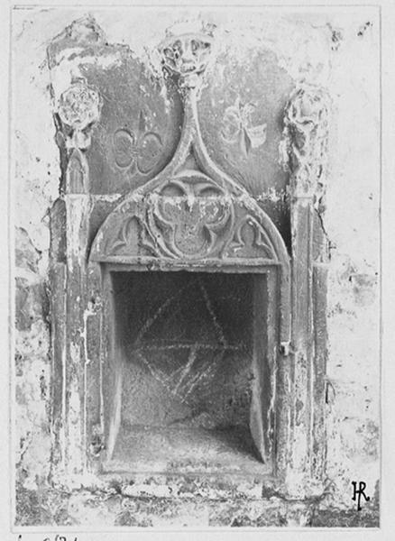 Armoire eucharistique