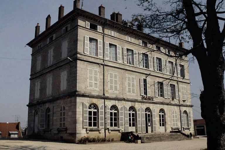Maison de maître de forges (ancienne)