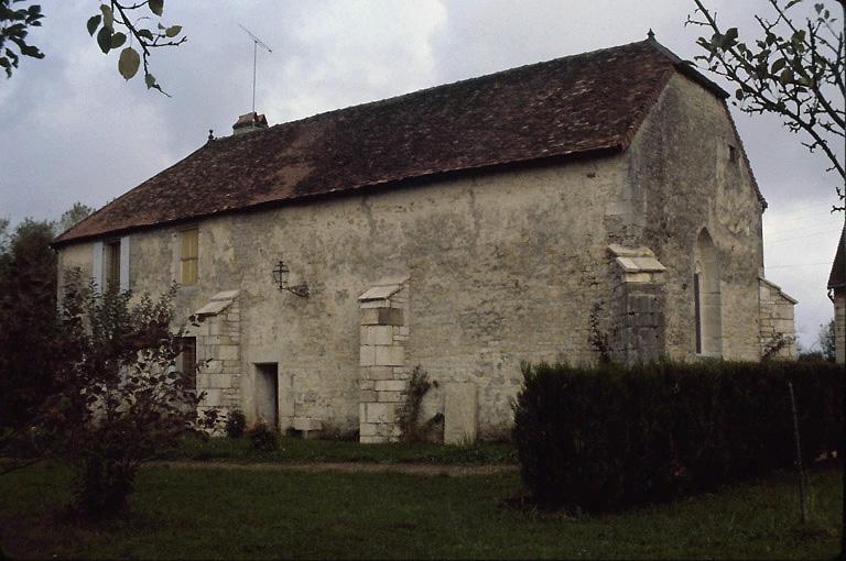 prieuré Saint-Christophe