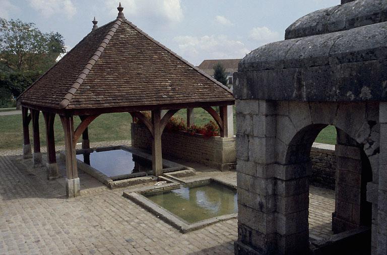 fontaine du lavoir