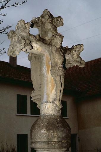 croix de chemin du XVIe siècle