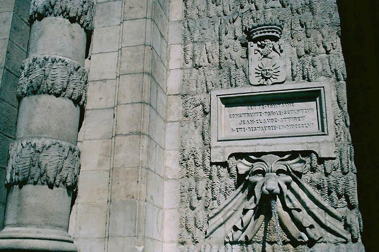 fontaine Attiret