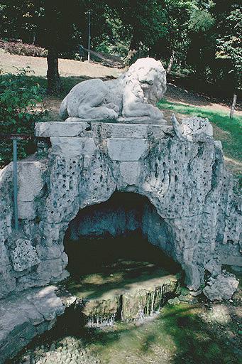 jardin public dit cours Saint-Mauris