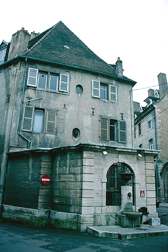 maison dite hôtel Luc de Saint-Mauris