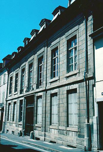 Hôtel Abriot de Grusse